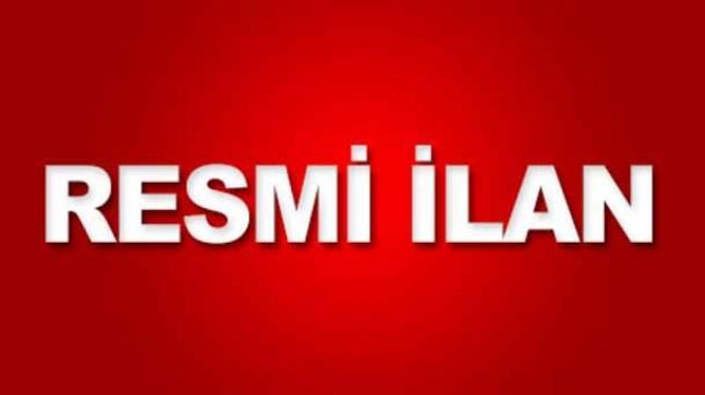 T.C. PINARHİSAR ASLİYE HUKUK MAHKEMESİNDEN ESAS NO:2019/541 KAMULAŞTIRMA İLANI