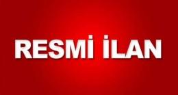 T.C. PINARHİSAR ASLİYE HUKUK MAHKEMESİNDEN ESAS NO:2019/554 KAMULAŞTIRMA İLANI