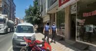 Pınarhisar'da denetlemeler devam ediyor