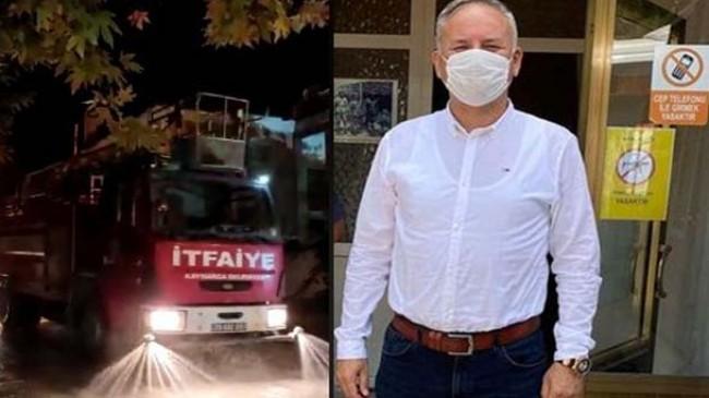 Kaynarca'da pandemi ile mücadeleye devam