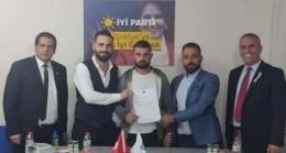 İYİ Parti Pınarhisar Gençlik Kolları Başkanı Utku Aksu oldu