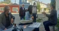 Pınarhisar'lı üreticiler DİTAP'la buluşuyor