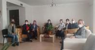 İYİ Parti'den Pınarhisar Gazetesi'ne ziyaret