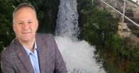 Başkan uyardı; Bilinçli su kullanın