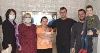 CHP'nin en küçük üyesine ziyaret