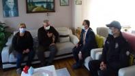 Kıbrıs Gazilerine anlamlı ziyaret