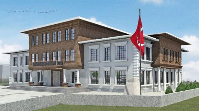 Demirköy'e Hükümet Konağı ihale süreci başlatıldı