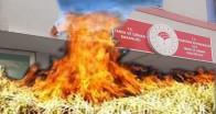Anız Yangınlarının Önlenmesi ile ilgili Valilik Tebliği Yayınlandı