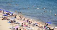 Sahil kentlerinde bayram bereketi