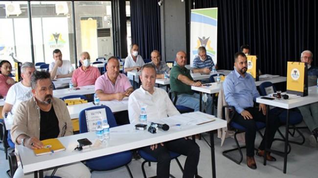 Eroğlu, Temmuz Ayı Meclis Toplantısına katıldı