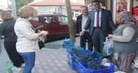 Aksoy'dan yerli üreticilere destek çağrısı