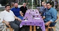İYİ Parti İlçe başkanı ile buluştular