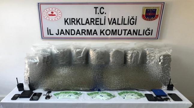 Uluslararası uyuşturucu çetesine operasyon